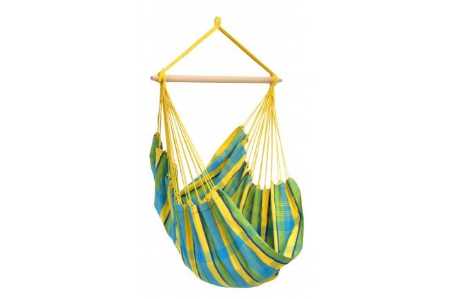 Hamac scaun Brasil lemon