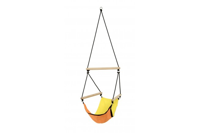 Hamac scaun Kid's Swinger yellow