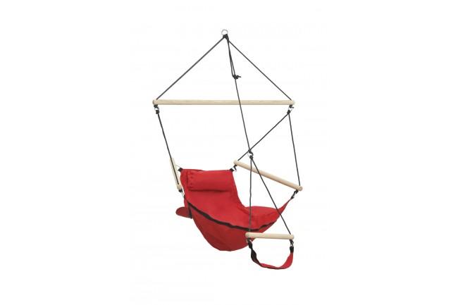 Hamac Swinger red
